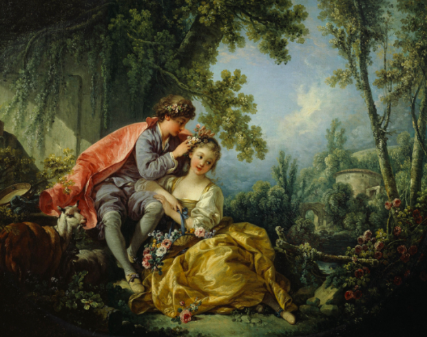 "Cool Classes for Hot Nights: ""At Home with Boucher"" @ The Frick"